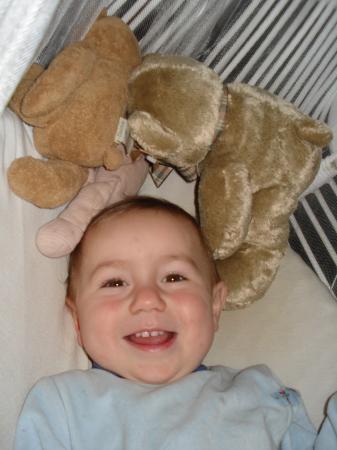 Matthias bébé